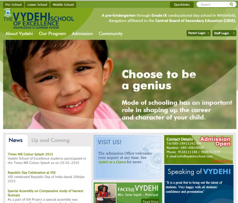 Vydehi School